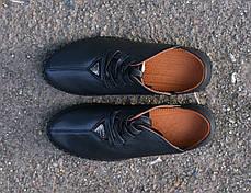 Мокасини Prime Shoes чорні, фото 2