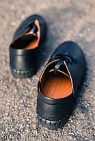 Мокасини Prime Shoes чорні, фото 3