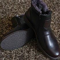 Ботинки Krisbut коричневый - 45 розмір, фото 3
