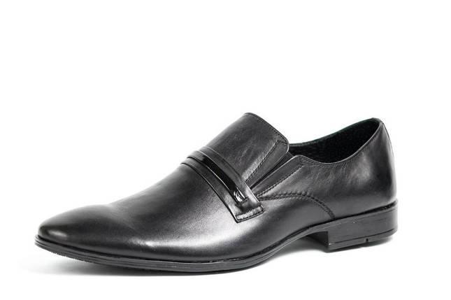 Чоловічі ШКІРЯНІ туфлі Brogue, фото 2