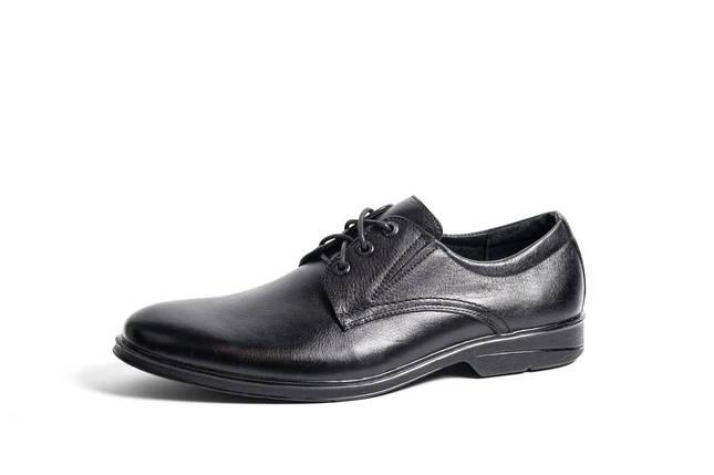 Туфлі дербі, чорні., фото 2