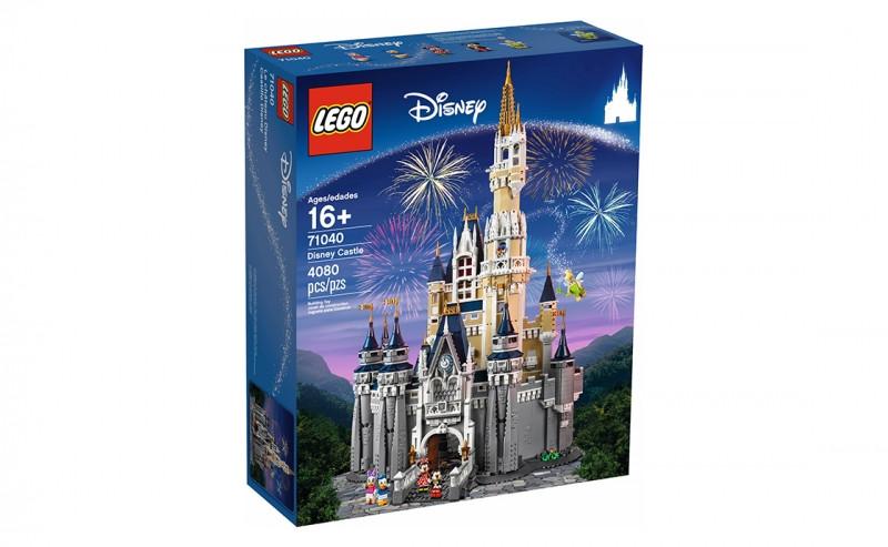 Конструктор LEGO Exclusive Disney Лего (71040)