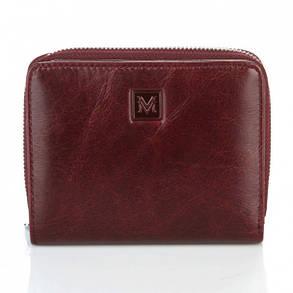 Компактный кошелек VERMARI 55077-1603 WINE Бордовый, фото 2