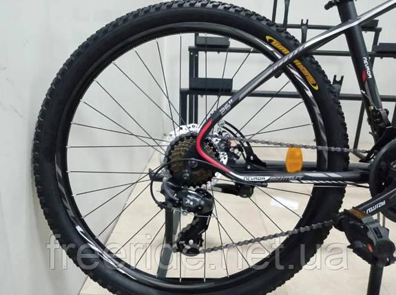 Велосипед Azimut Nevada 26 G-F/RD (15.5), фото 2