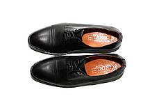 Туфлі чорні дербі, фото 2