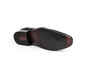 Класичні туфлі, чорні., фото 3