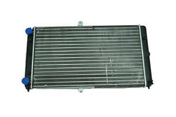 Радиатор охлаждения ВАЗ 2112-2115 инж. (алюминиевый) (M-LA003) Аляска