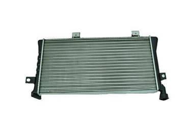 Радиатор охлаждения ВАЗ 21213 (алюминиевый) (M-LA008) Аляска