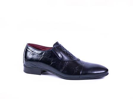 Темно-сині туфлі., фото 2