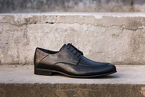 Чоловічі лаковані туфлі., фото 2