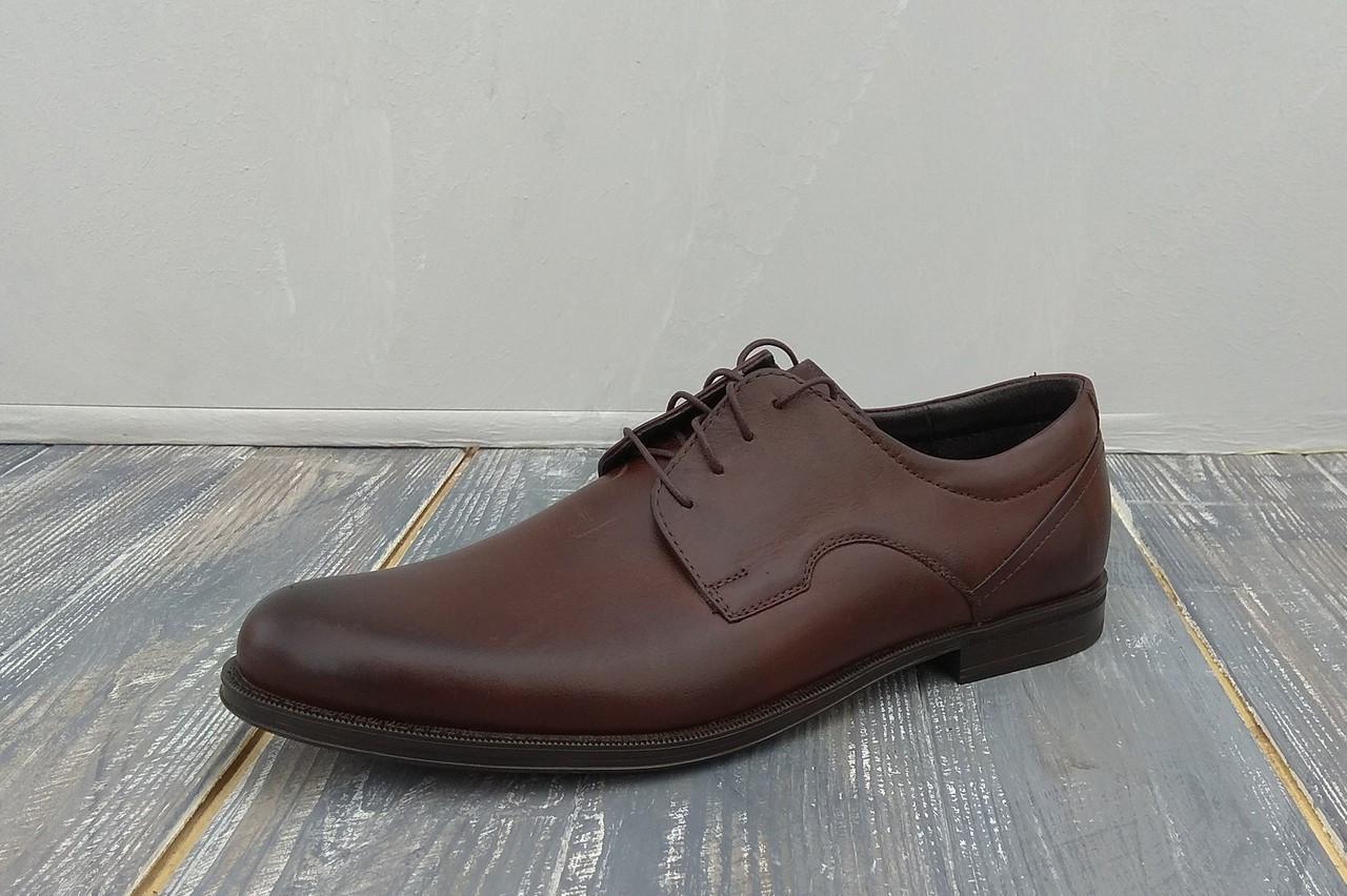 Польскі коричневі туфлі
