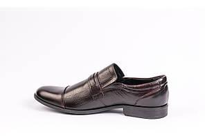 Бордові туфлі., фото 2