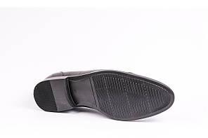 Бордові туфлі., фото 3