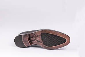 Туфлі коричневі., фото 3