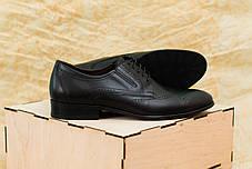 Елегантные чорні туфлі., фото 2