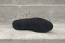 Туфлі замшеві VadRus чорні - 41,5 розмір, фото 3