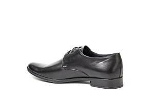 Шкіряні туфлі Mano підліткові, фото 2