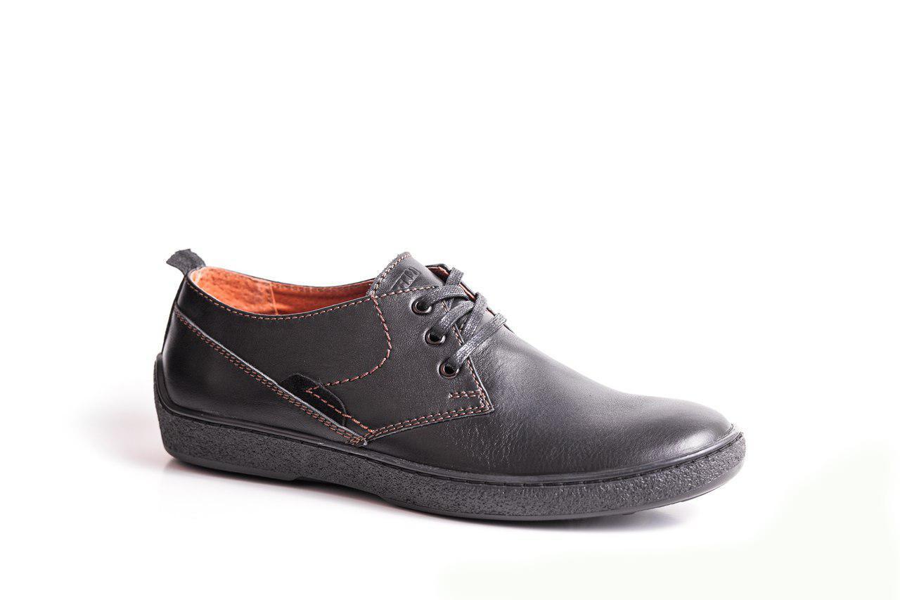 Туфлі чорні Safari