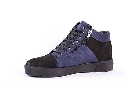 Зимові черевики Maraton сині, фото 2