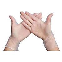 Перчатки одноразовые СРЕ Unex неопудренные L 200 шт