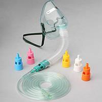 Кислородная (дыхательная) накладка с клапаном Вентури - Эксклюзив