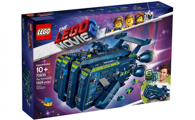 Конструктор LEGO Movie-2 Рексельсиор (70839)