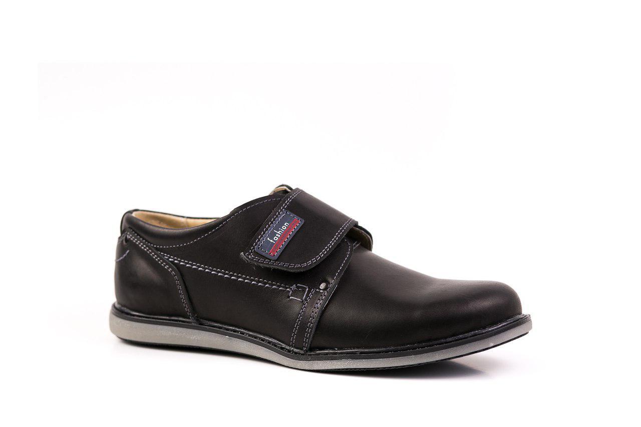 Шкіряні туфлі Lavnes - 38 розмір
