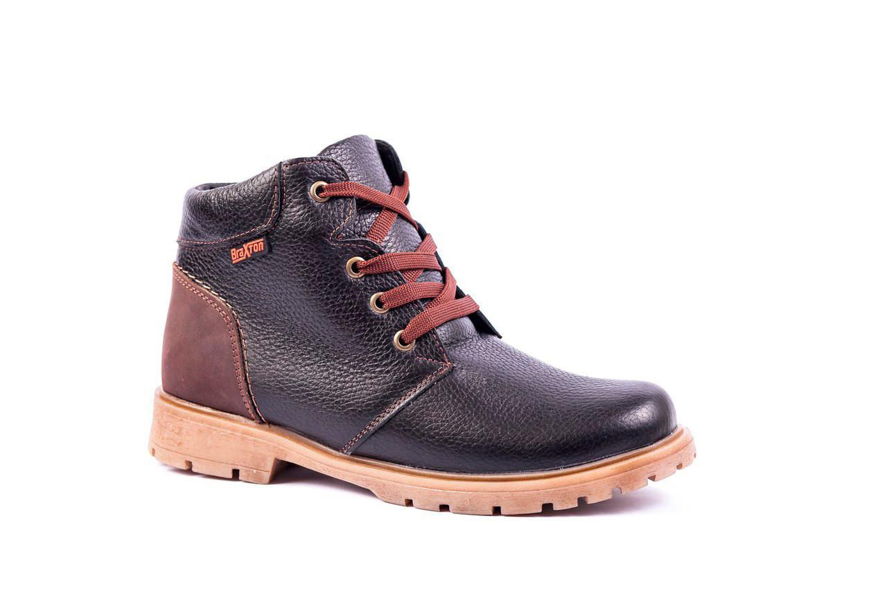Підліткові шкіряні черевики Braxton Остання пара 38 розмір!