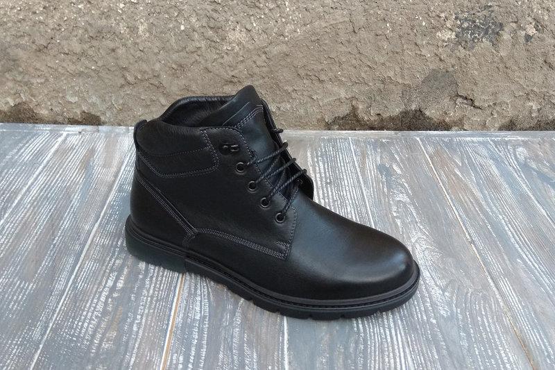 Черевики чоловічі чорні ІКОС - 42 розмір