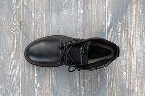 Черевики чоловічі чорні ІКОС - 42 розмір, фото 3