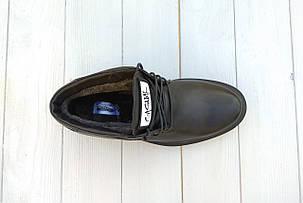 Черевики зимові VadRus чорні, фото 2