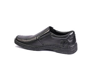 Туфлі чорні Konors, фото 2