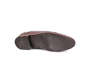 Туфлі літні Minardi коричневі, фото 3
