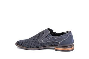 Туфлі літні Minardi сині, фото 2