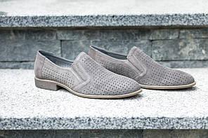 Туфлі літні ІКОС сірі, фото 2