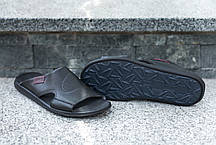 Шльопанці ІКОС чорні, фото 3