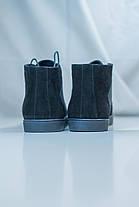 Зимові черевики чорні VadRus, фото 3