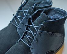 Зимові черевики чорні VadRus, фото 2