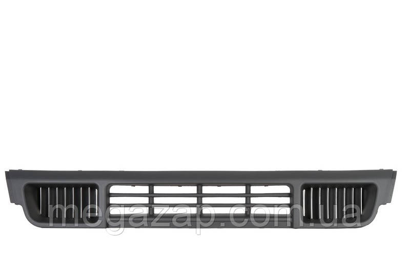 Решетка переднего бампера центральная VW T5 (03-09)
