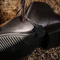 Черевики зимові чорні Rondo, фото 2