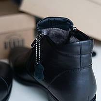 Черевики Rondo зимові чорні, фото 2