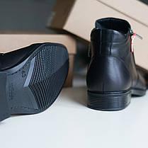 Черевики Rondo зимові чорні, фото 3