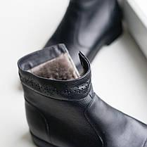 Черевики чорні Ikos, фото 2