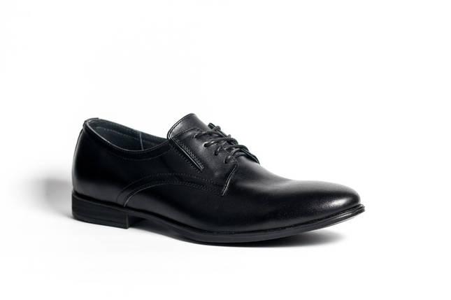 Туфлі чорні дербі., фото 2