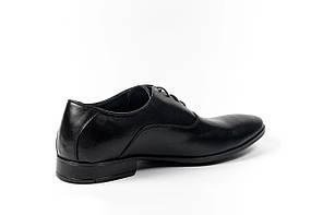 Туфлі оксфорди, чорні., фото 2