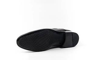 Туфлі оксфорди, чорні., фото 3