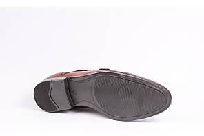 Туфлі монкі, коричневі., фото 3