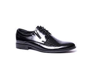 Туфлі глянцеві чорні., фото 2
