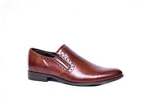 Туфлі коричневі., фото 2