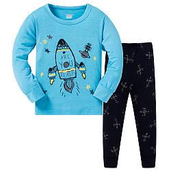 Пижама для мальчика Rocket Baobaby (90)